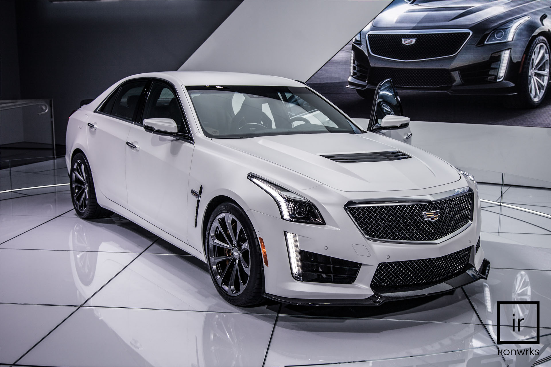 cadillac cts 2008 2016 wallpaper