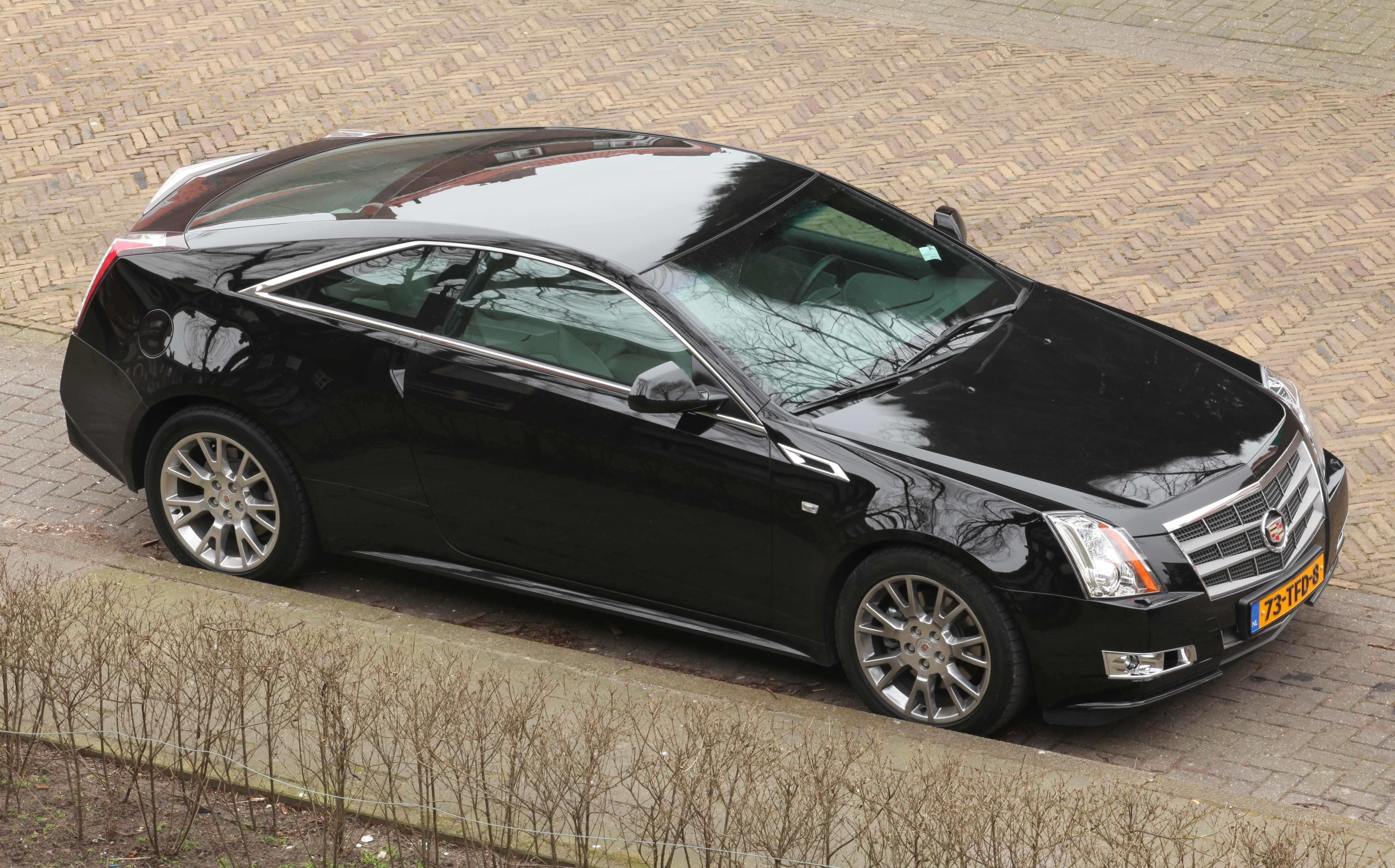 cadillac cts coupe 2012 models #3