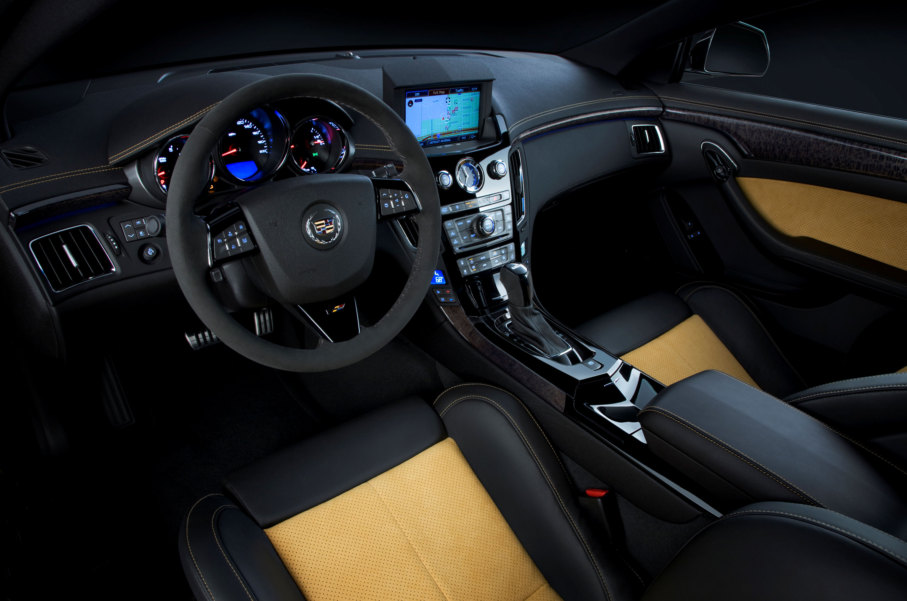 cadillac cts coupe 2012 pictures #7