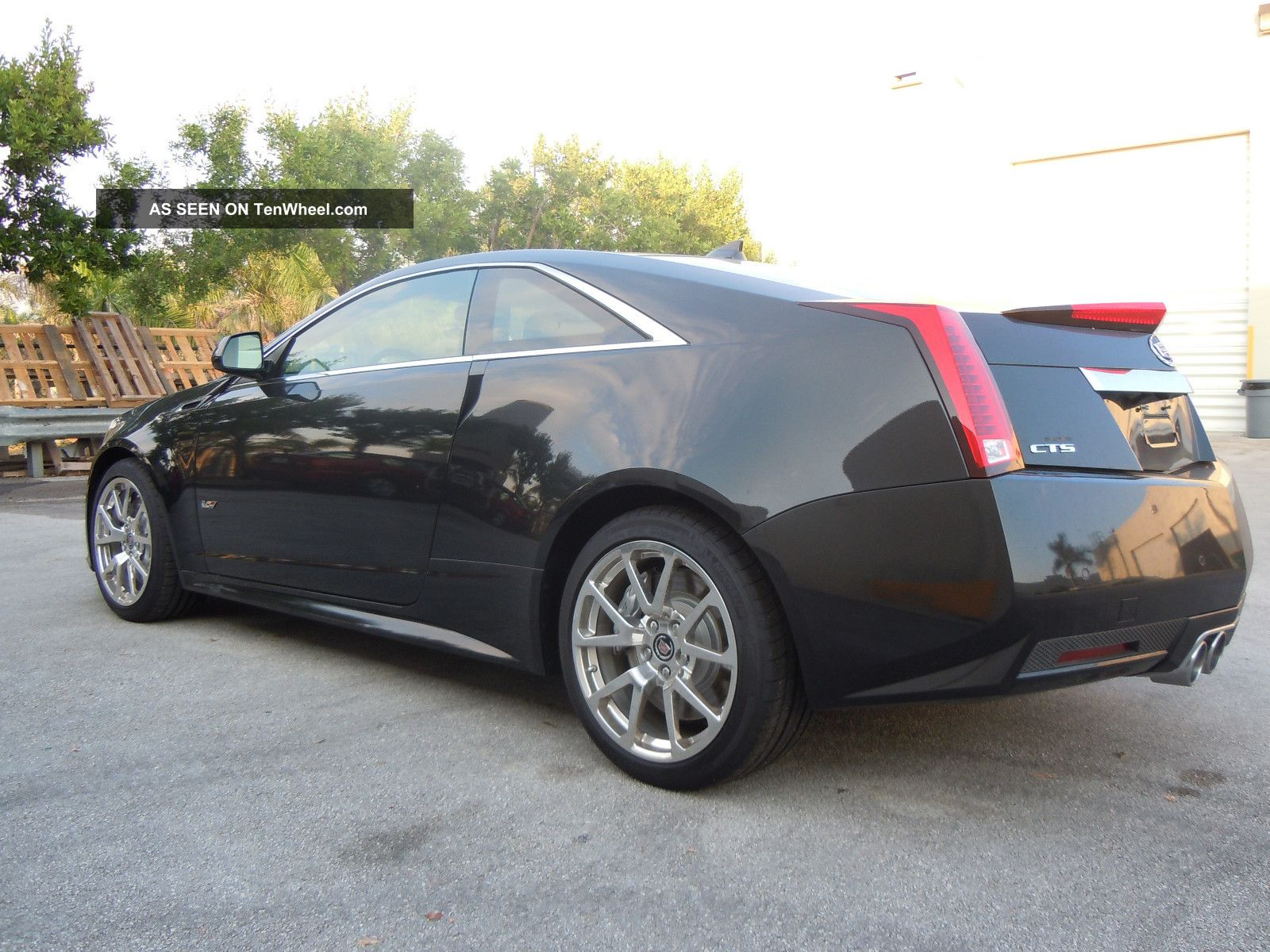 cadillac cts coupe 2012 wallpaper #13
