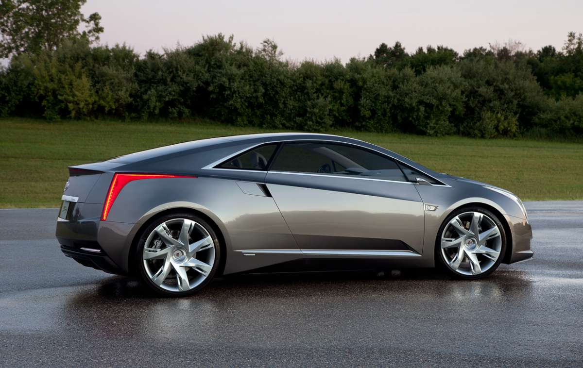 2014 Cadillac Cts Coupe Pictures Information And Specs Auto
