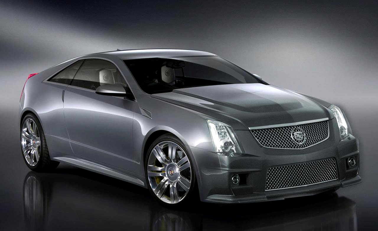 Cadillac Cts Coupe 2016 Auto Database Com