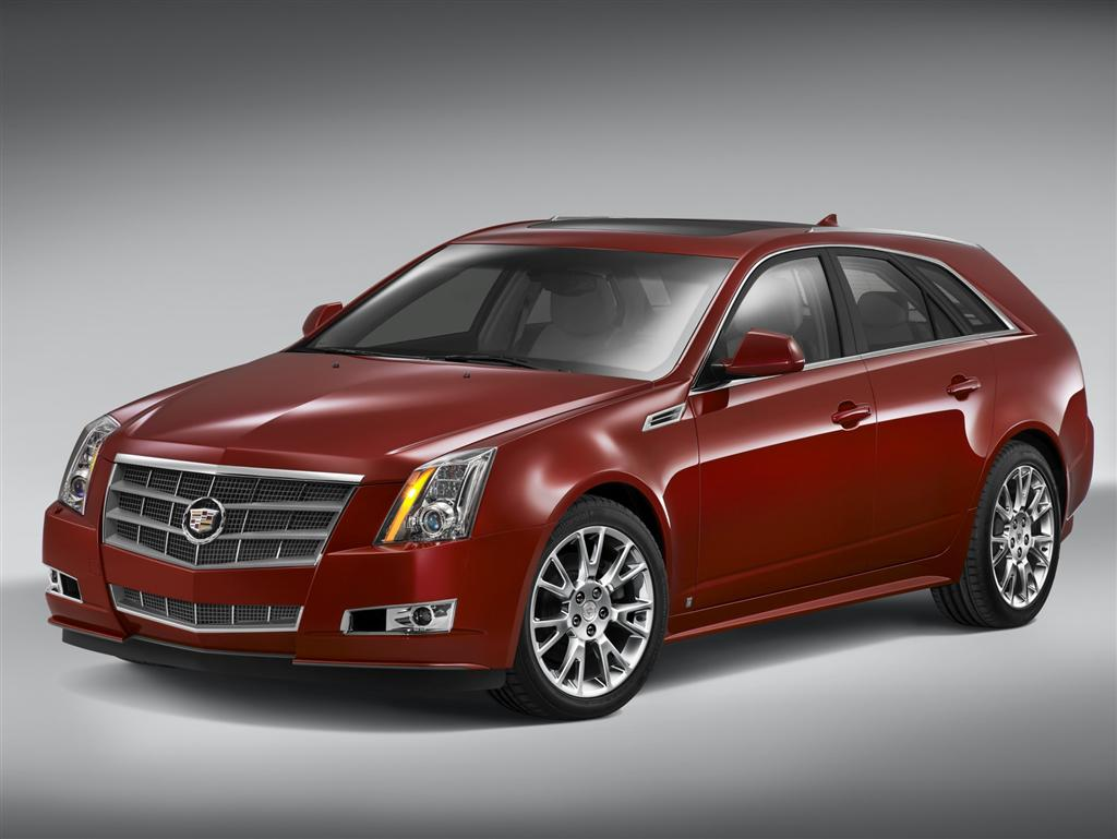 cadillac cts sport wagon 2009 wallpaper