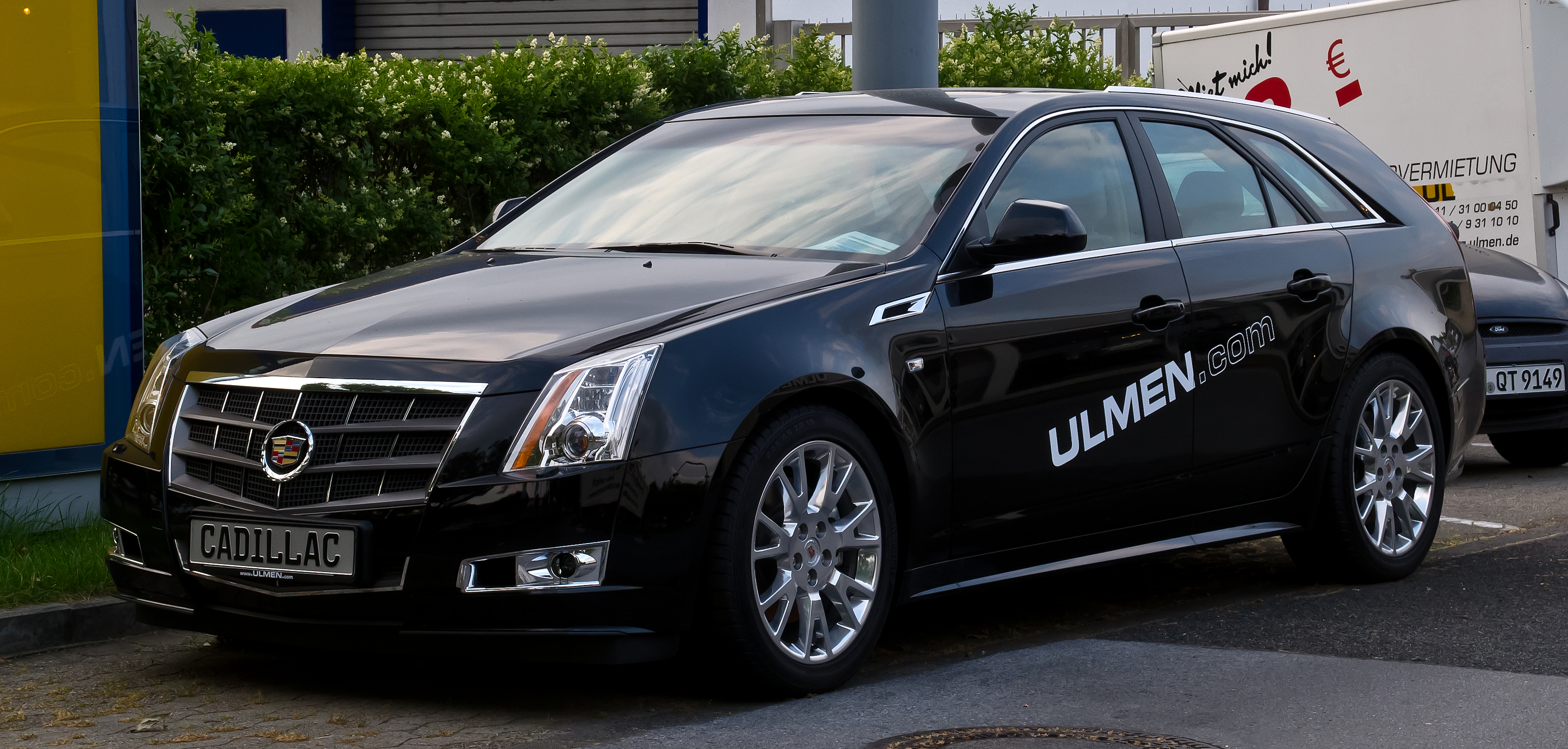 2012 cadillac cts sport wagon pictures information and specs auto. Black Bedroom Furniture Sets. Home Design Ideas