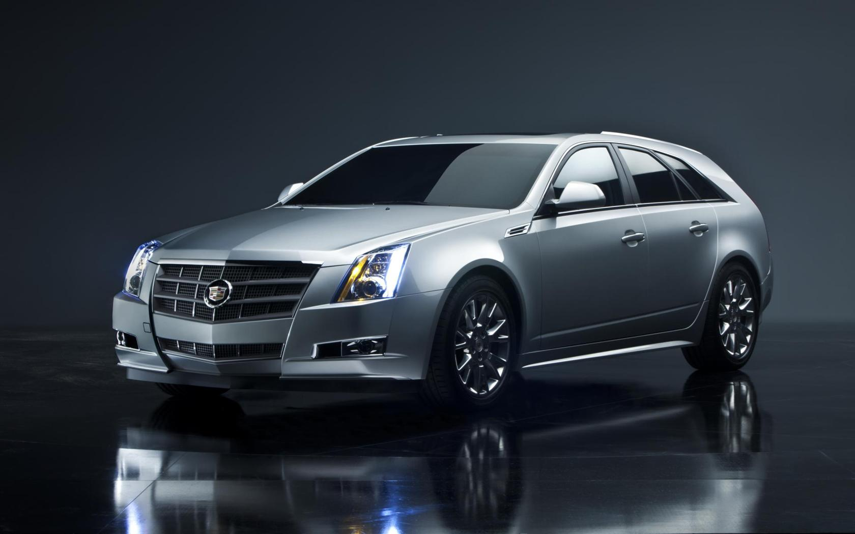 cadillac cts sport wagon 2012 wallpaper
