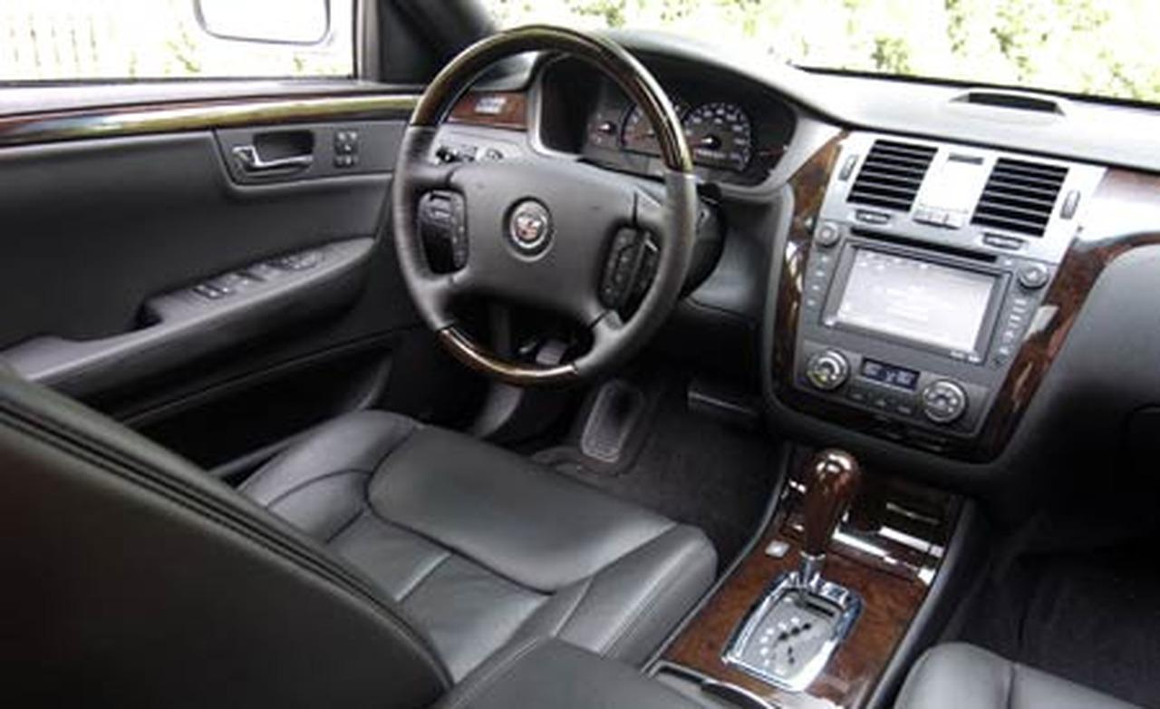 2006 Cadillac Dts Pictures Information And Specs Auto
