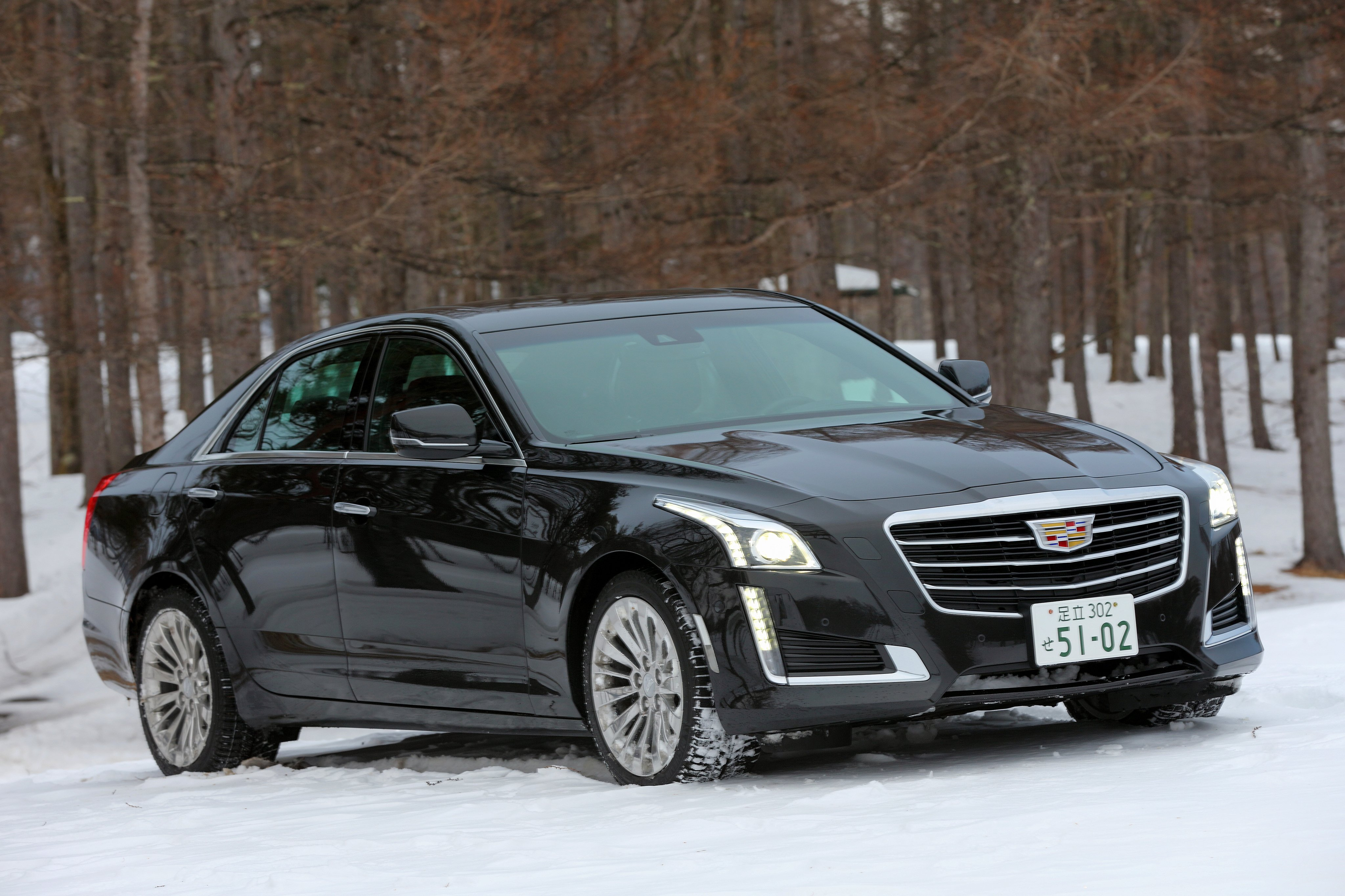 2015 Cadillac Dts  U2013 Pictures  Information And Specs