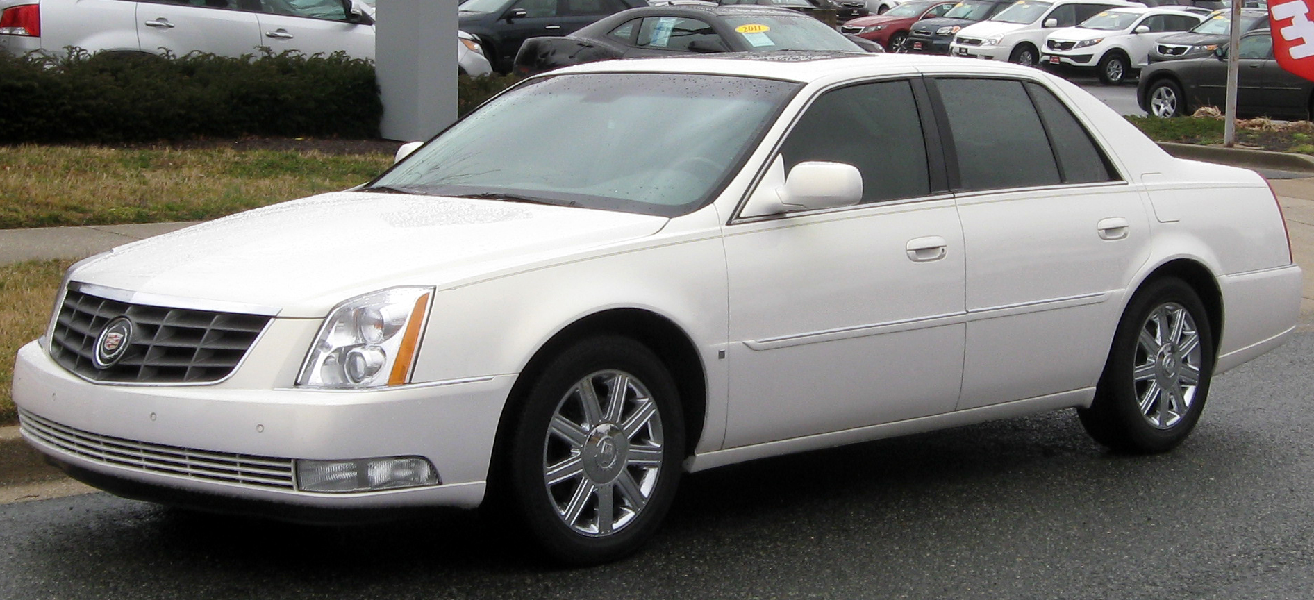 cadillac dts pictures #5