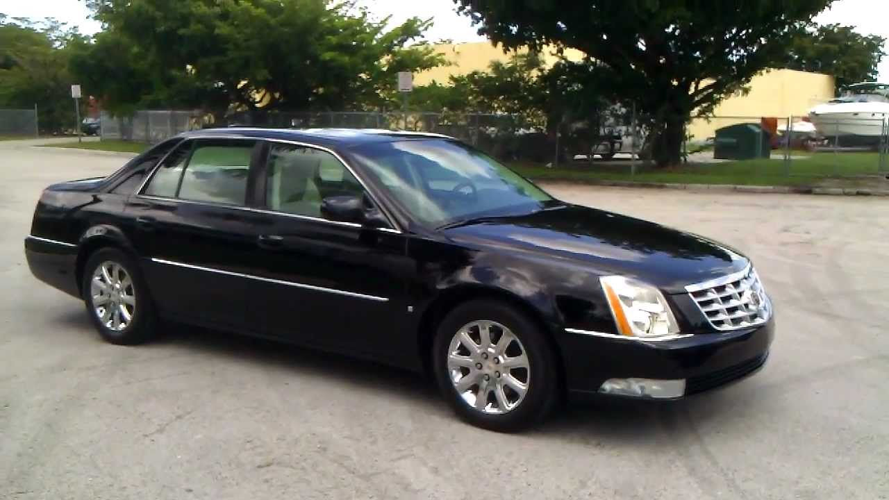 cadillac dts pictures #13