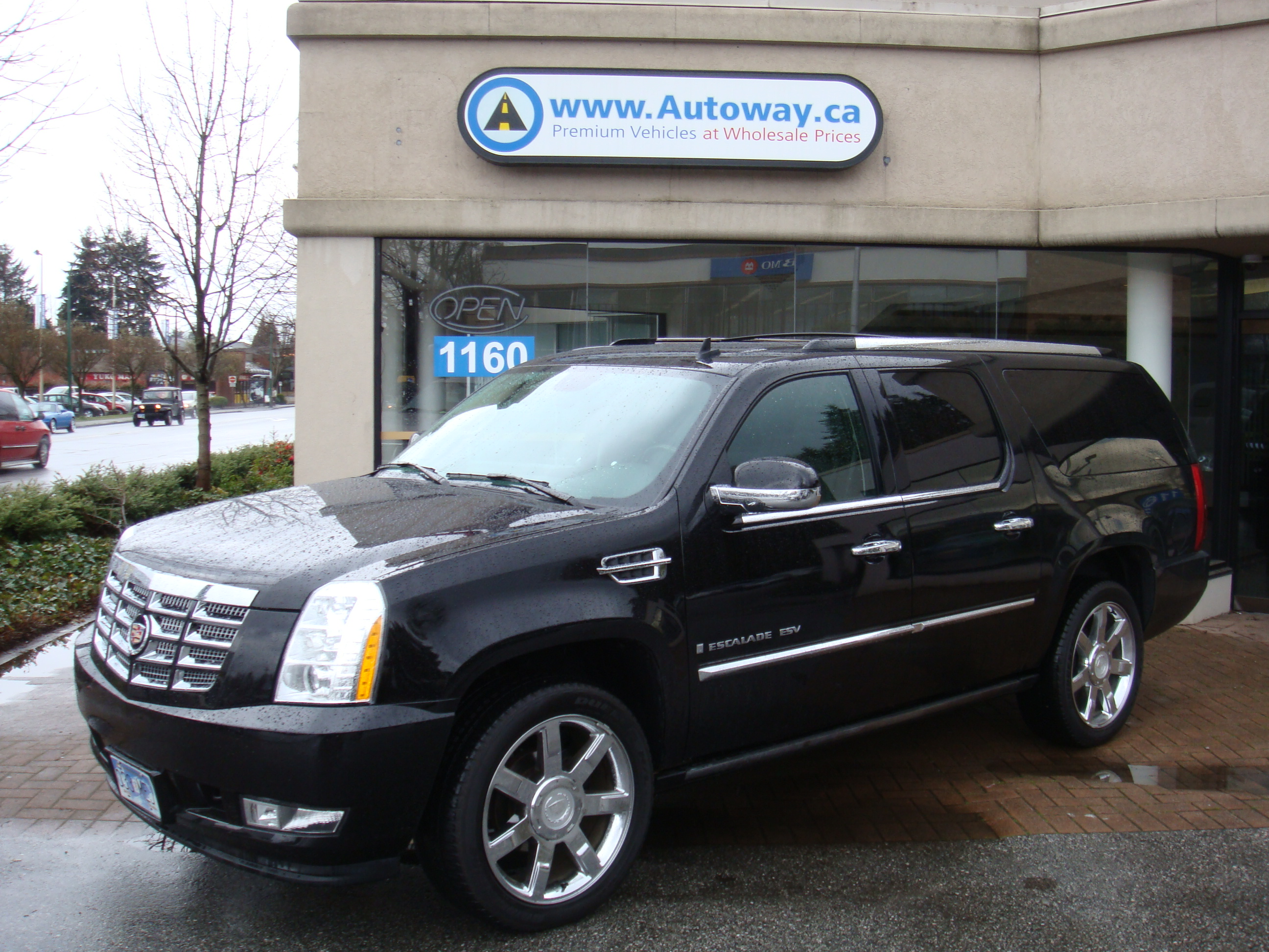 2007 cadillac escalade esv pictures information and specs auto. Cars Review. Best American Auto & Cars Review