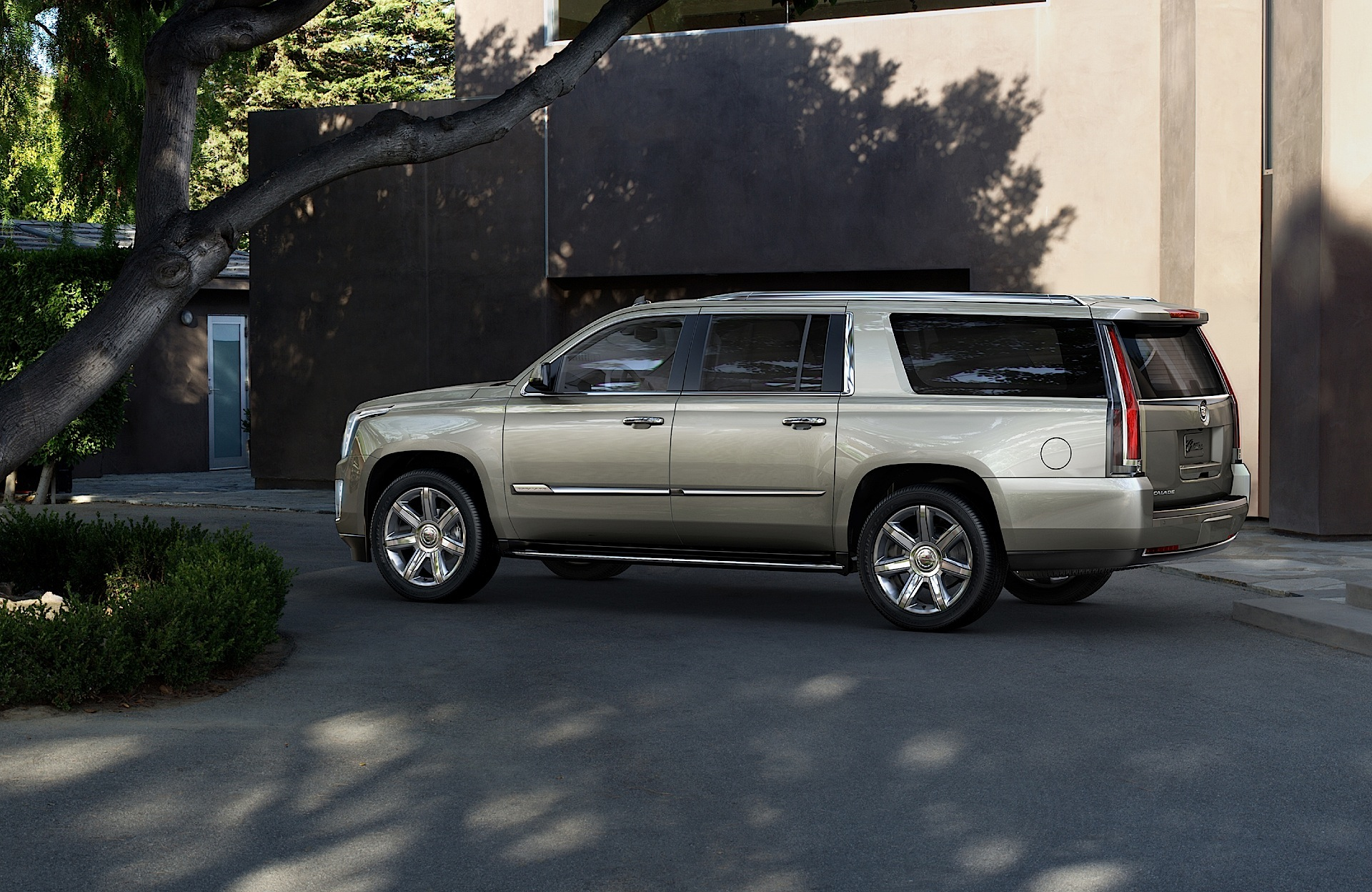 2014 Cadillac Escalade Esv Pictures Information And Specs Auto 200 Photo Gallery