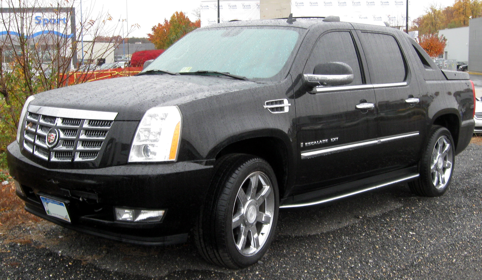 2012 Cadillac Escalade Ext Pictures Information And