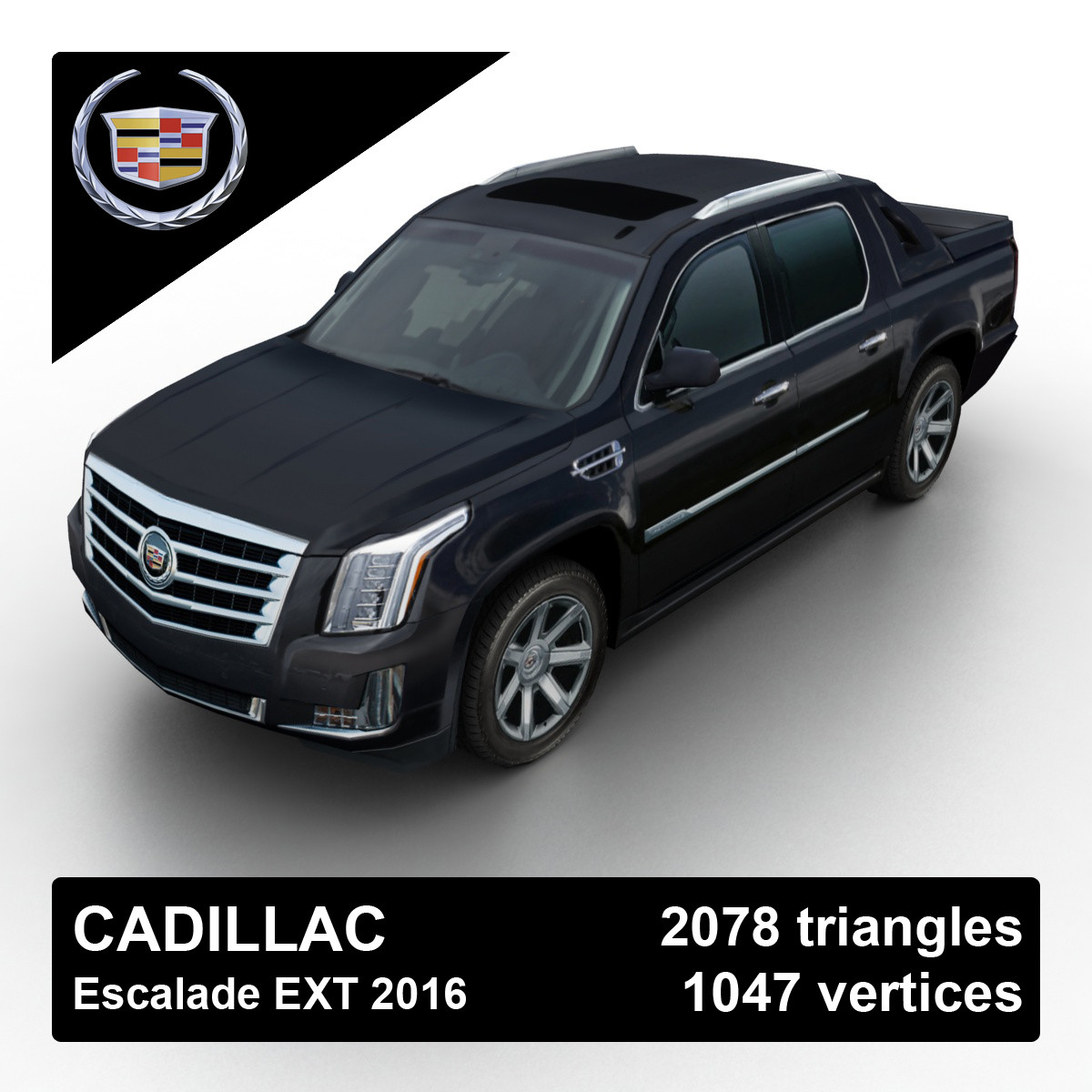 2016 Cadillac Escalade Ext Pictures Information And Specs Auto