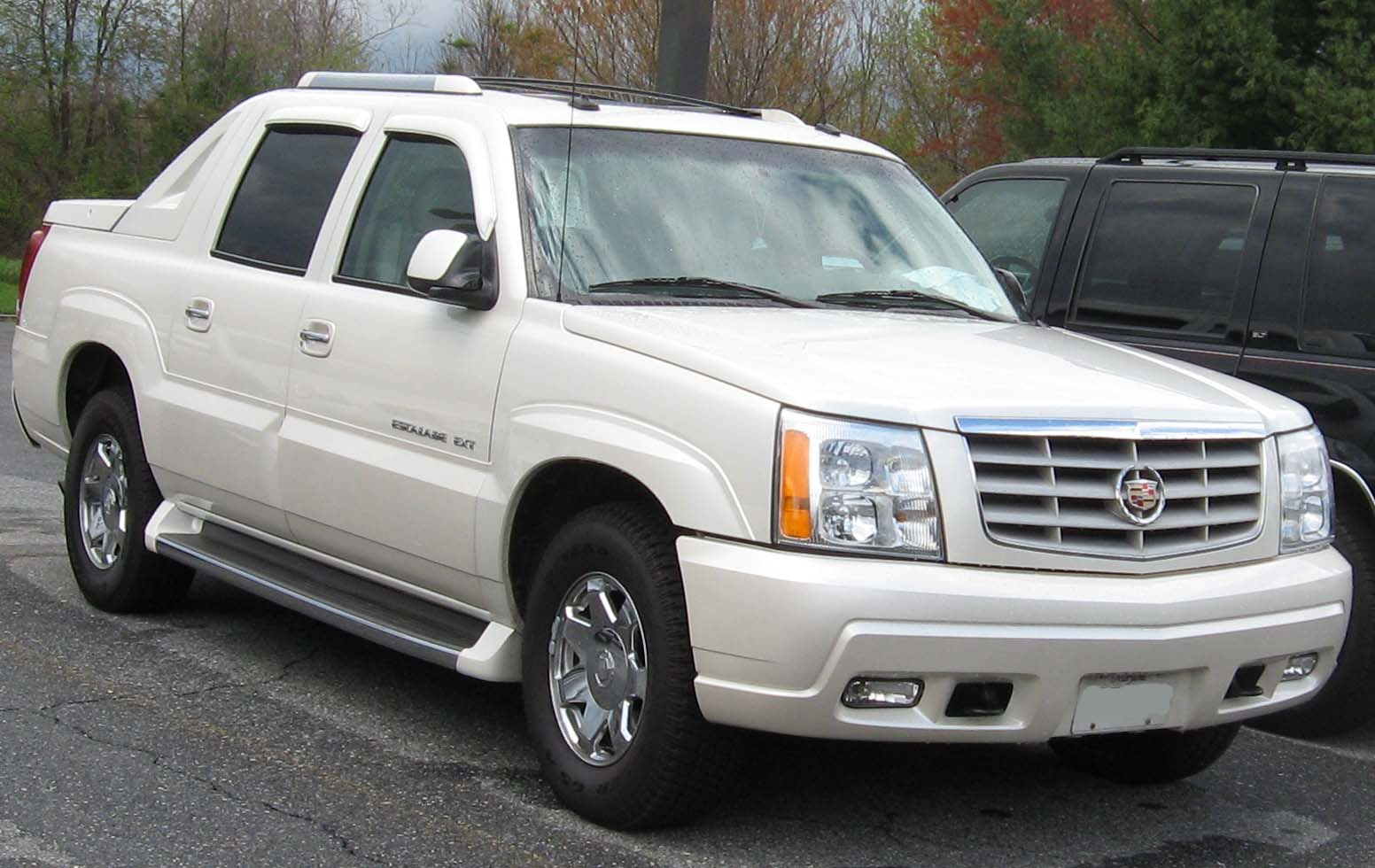 2003 Cadillac Escalade Pick Up Pictures Information And