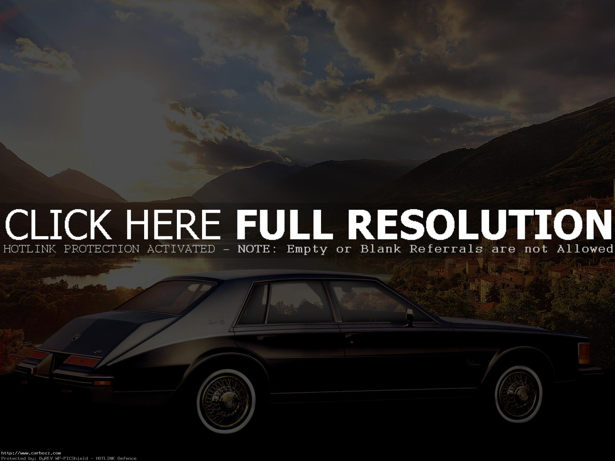 cadillac seville images #12