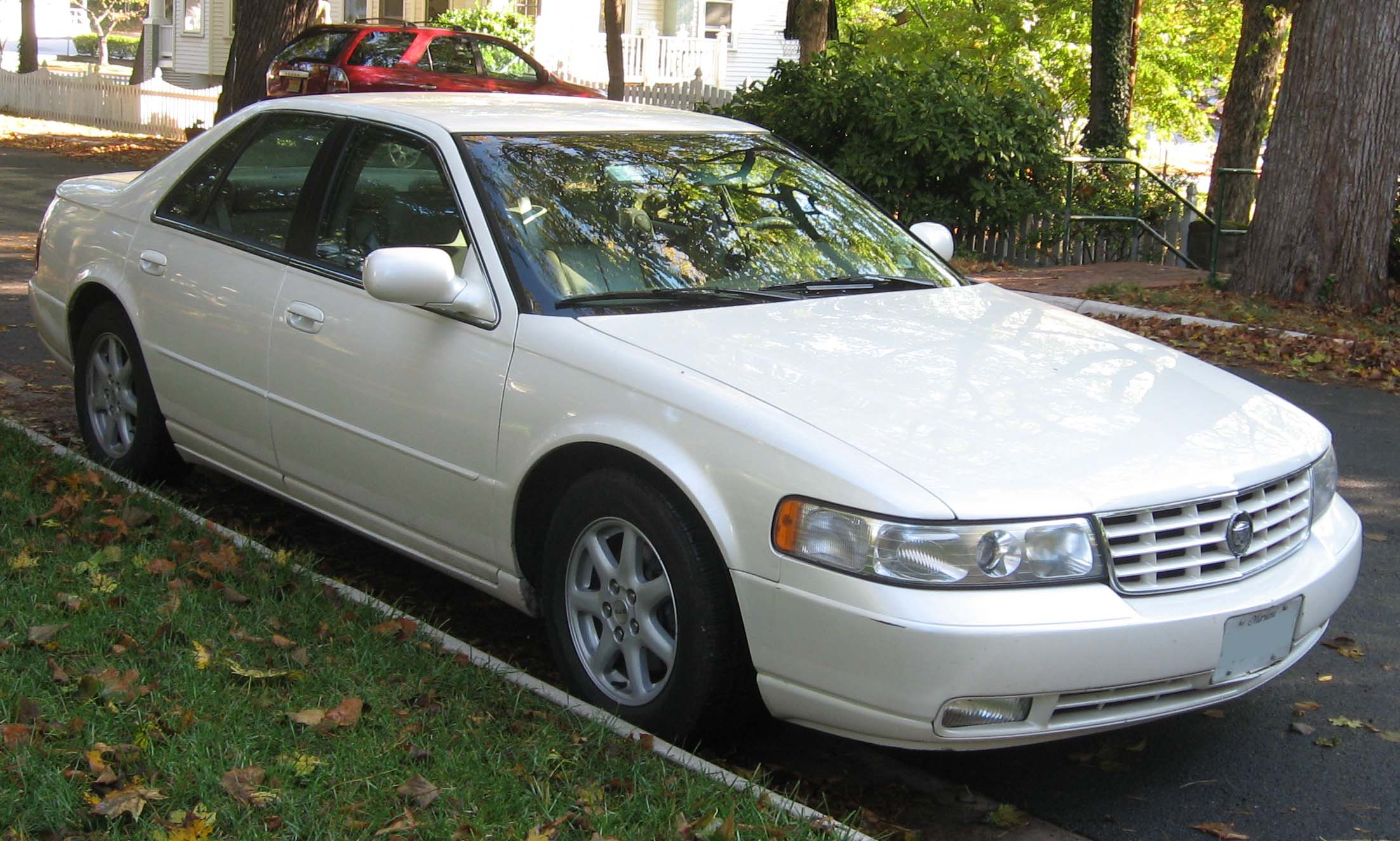 cadillac seville pictures #15