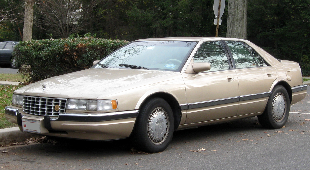 cadillac seville seriess #3