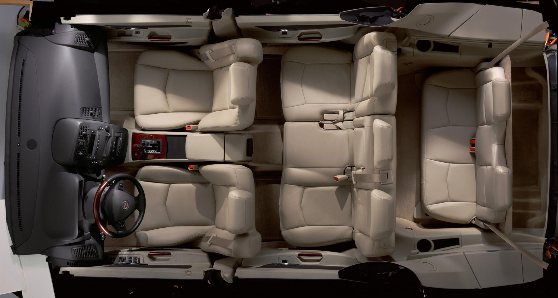 2005 Cadillac Srx  U2013 Pictures  Information And Specs