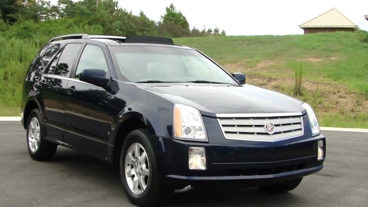 cadillac srx 2006 pictures #10
