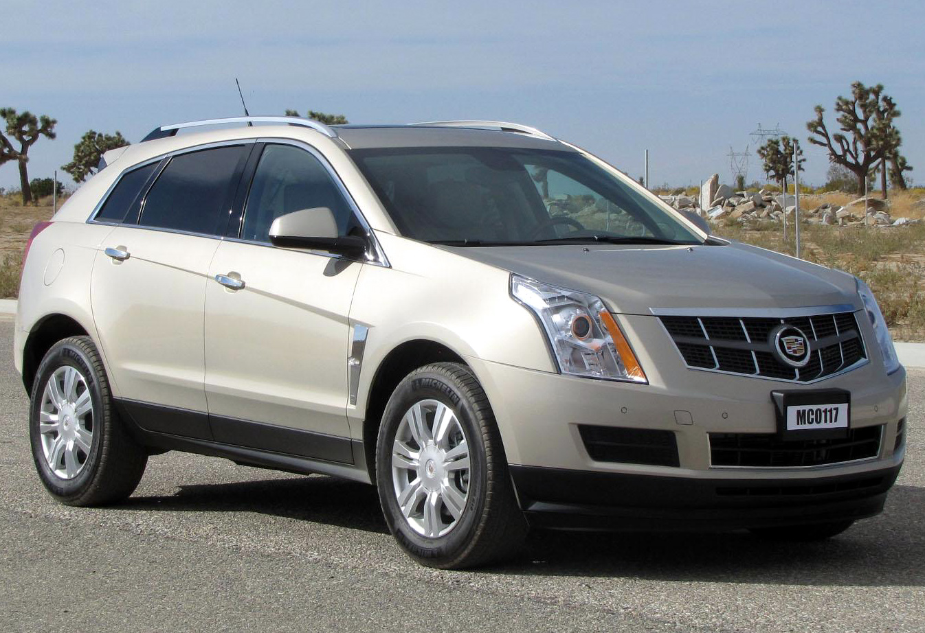 2010 cadillac srx ii pictures information and specs auto. Black Bedroom Furniture Sets. Home Design Ideas