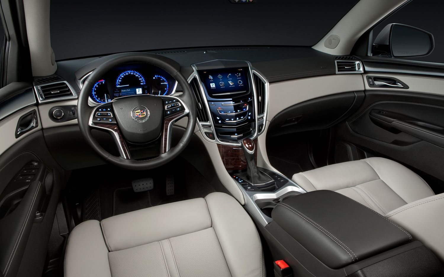 cadillac srx ii 2013 pictures #8