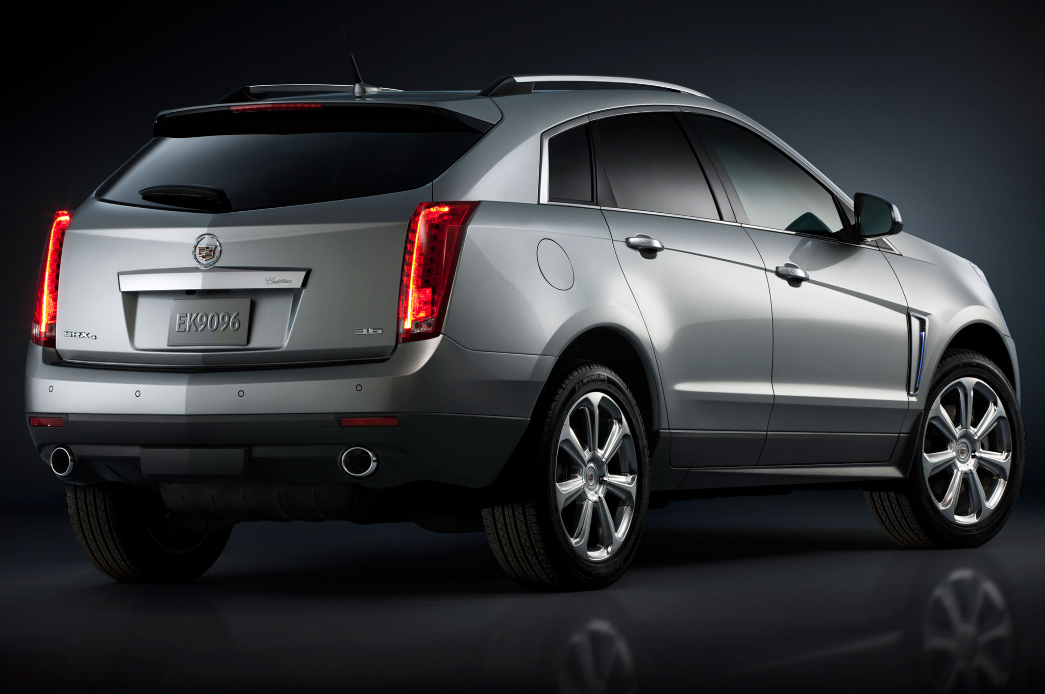 2014 cadillac srx ii pictures information and specs auto. Black Bedroom Furniture Sets. Home Design Ideas