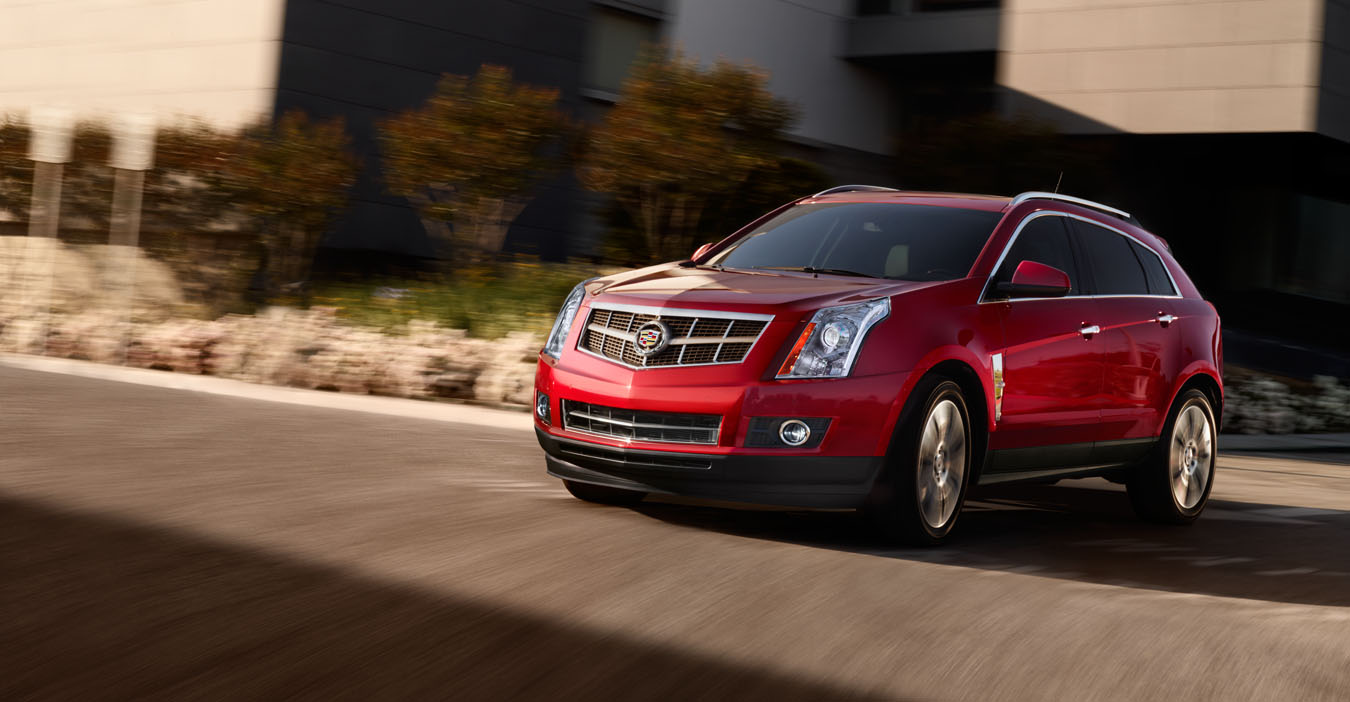 cadillac srx ii 2015 pictures #10