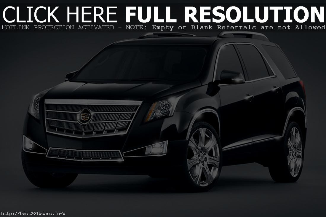 cadillac srx ii 2015 wallpaper #8