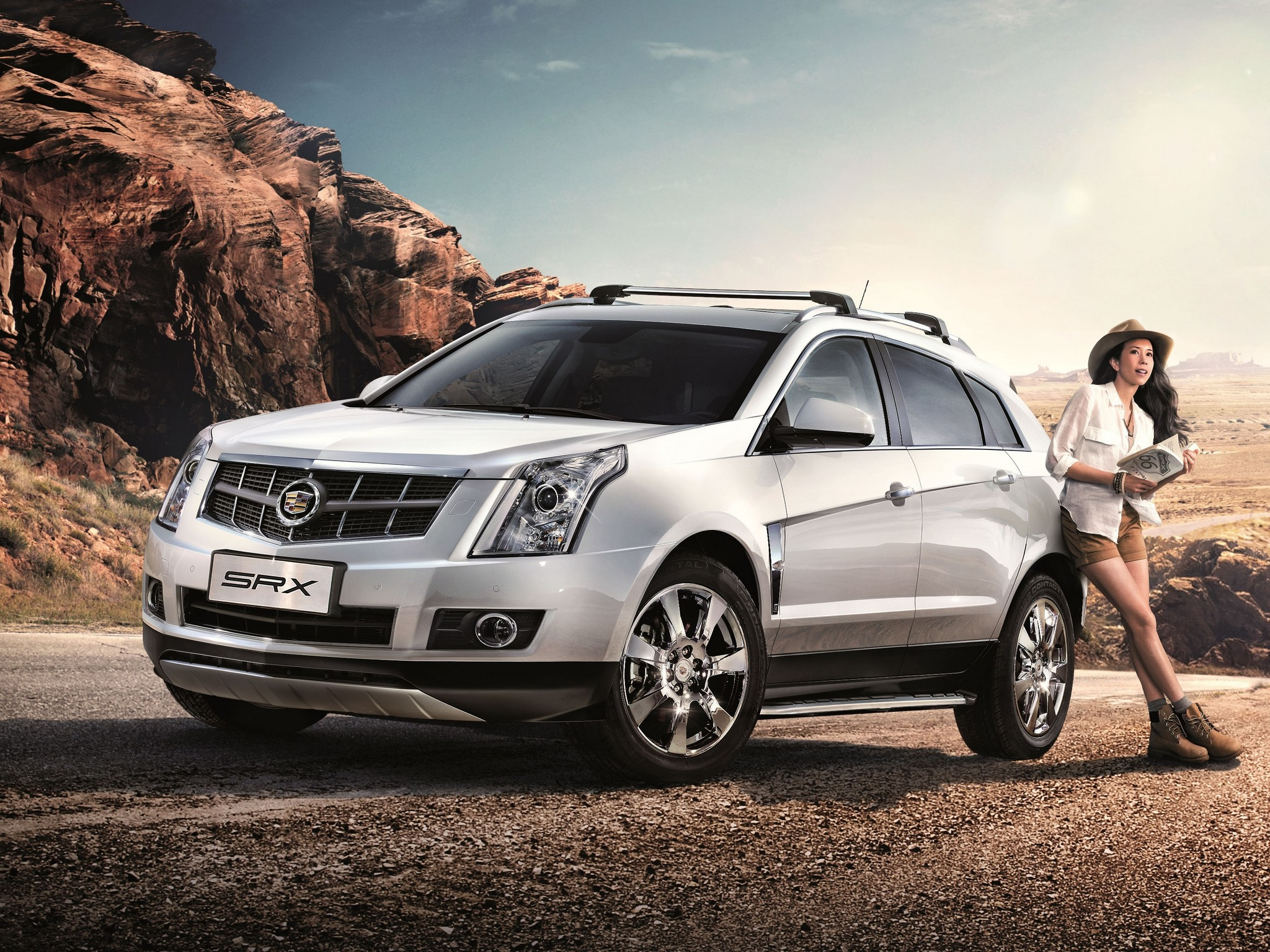 cadillac srx pictures #8