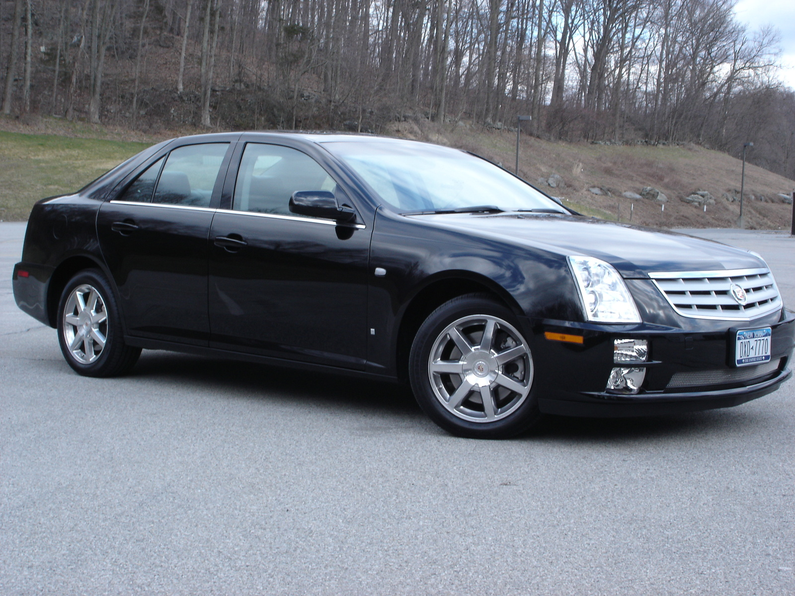 2007 cadillac sts pictures information and specs auto. Black Bedroom Furniture Sets. Home Design Ideas