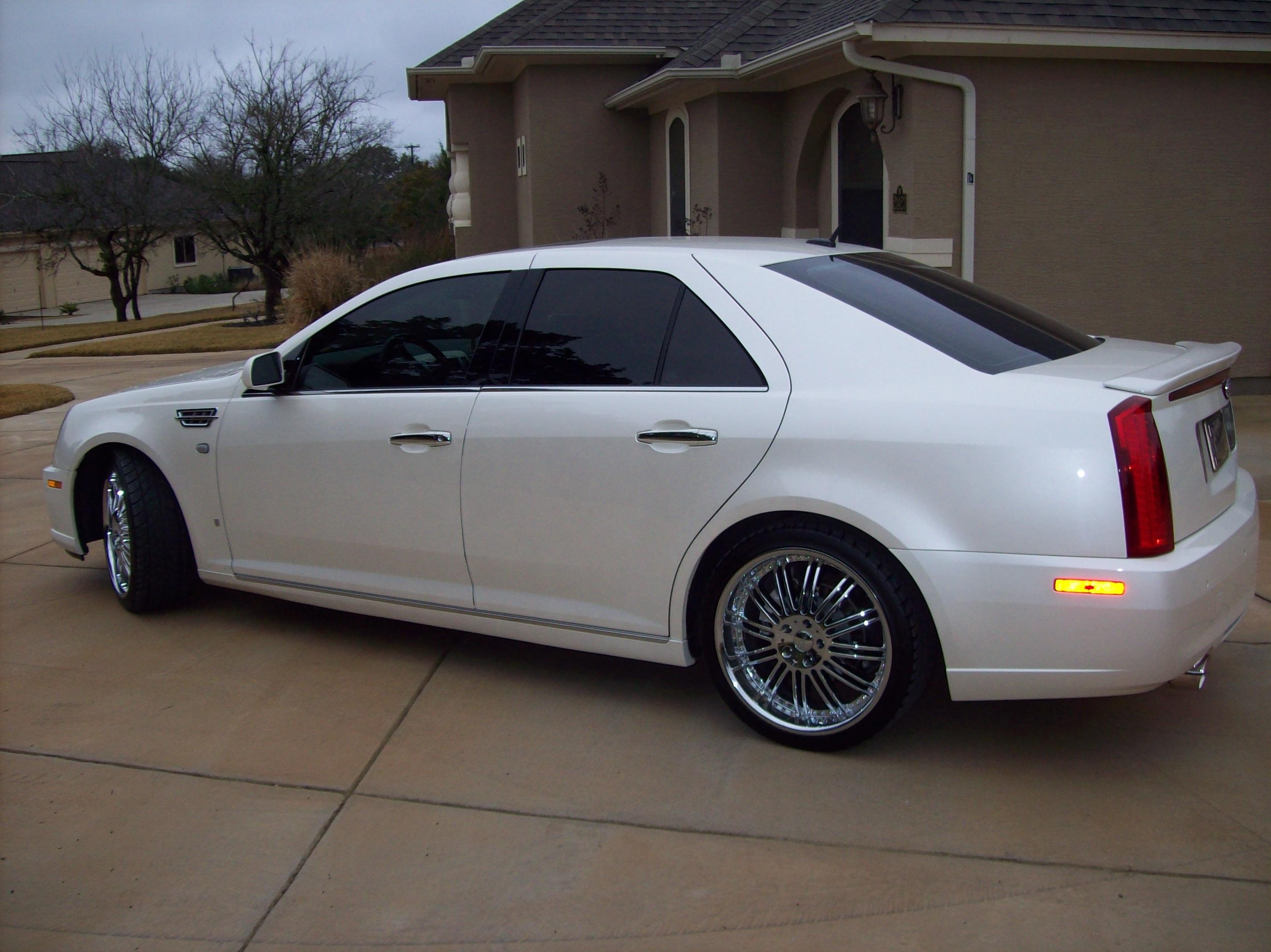 2008 cadillac sts pictures information and specs auto. Black Bedroom Furniture Sets. Home Design Ideas