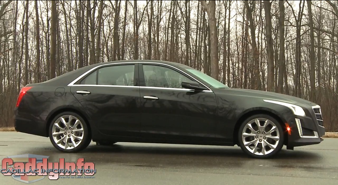 2014 Cadillac Sts Pictures Information And Specs Auto