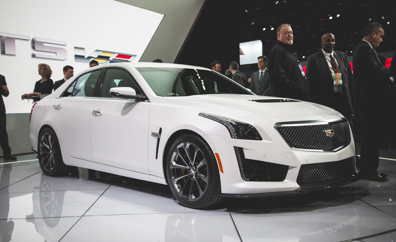 2016 Cadillac Sts Pictures Information And Specs
