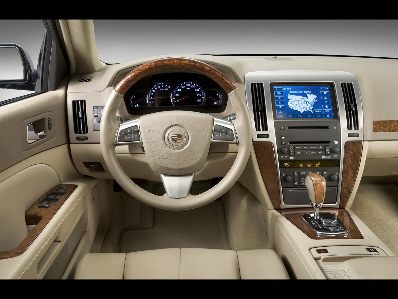 cadillac sts pictures #9