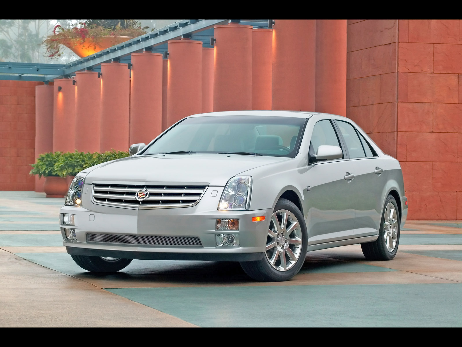 cadillac sts seriess #13