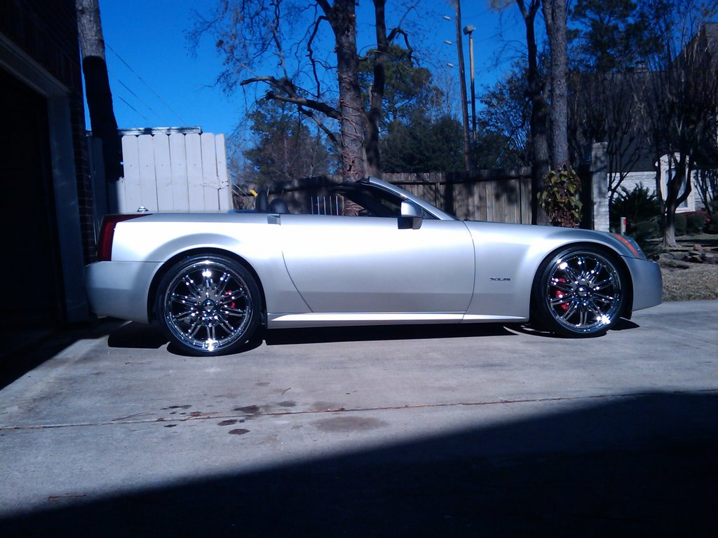 cadillac xlr 2004 pictures #8