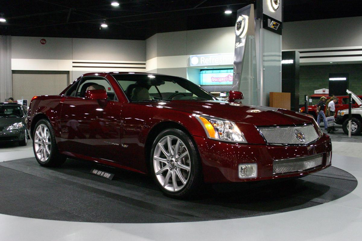 Cadillac Xlr – pictures, information and specs - Auto-Database.com