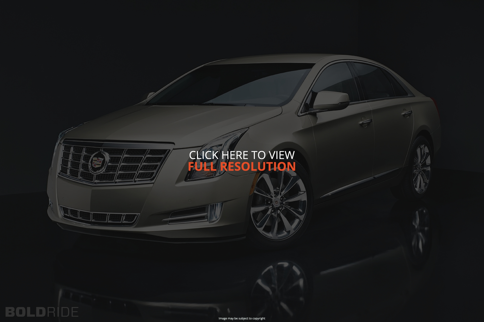 cadillac xts pictures #5