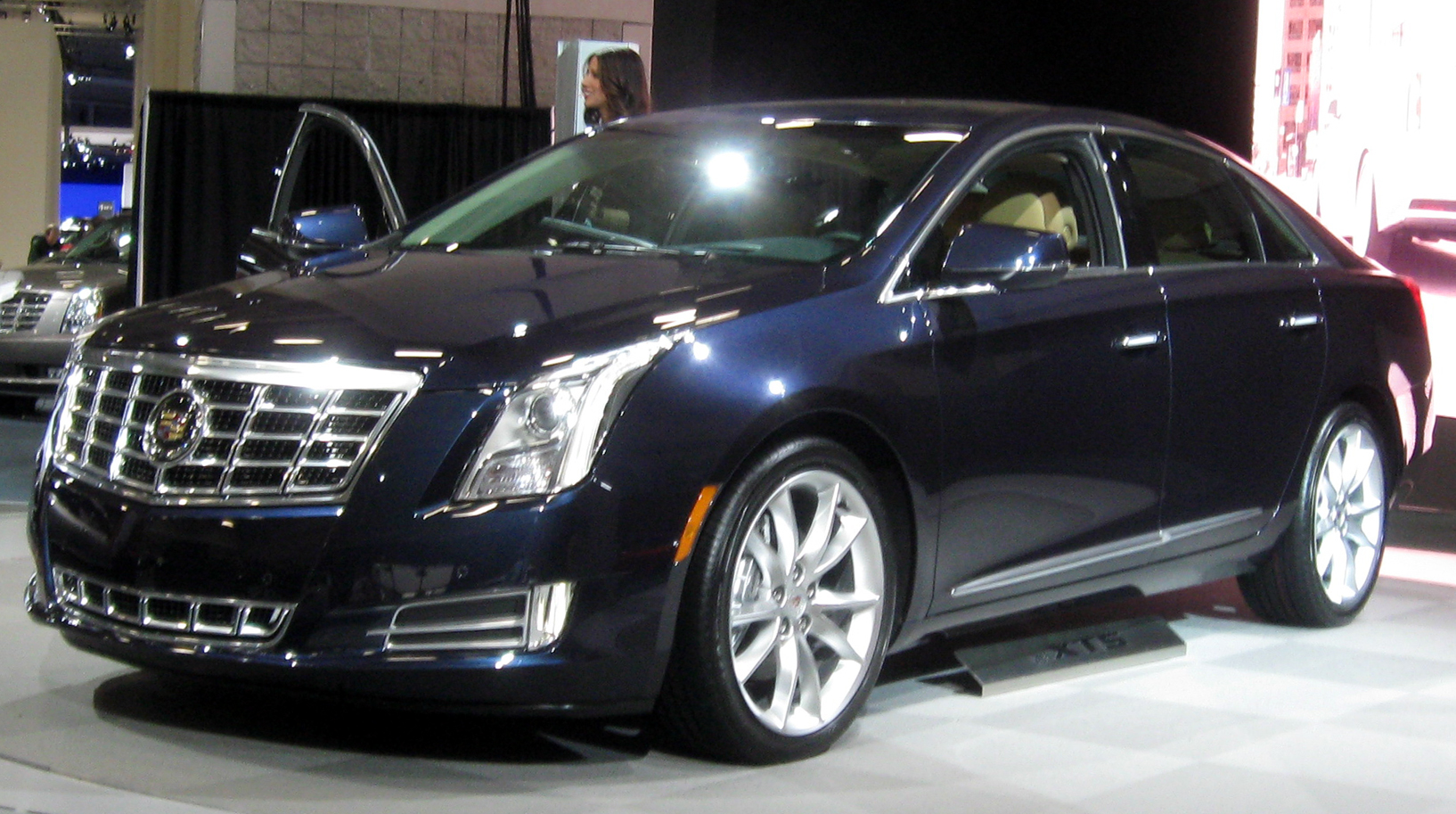 cadillac xts pictures #13