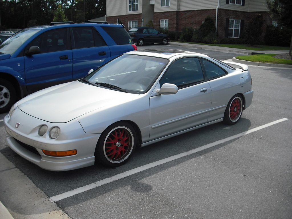1999 Acura Integra – pictures, information and specs ...