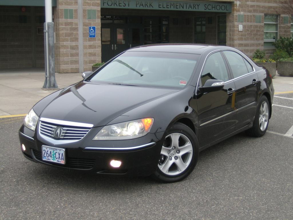 Acura Rl – pictures, information and specs - Auto-Database.com