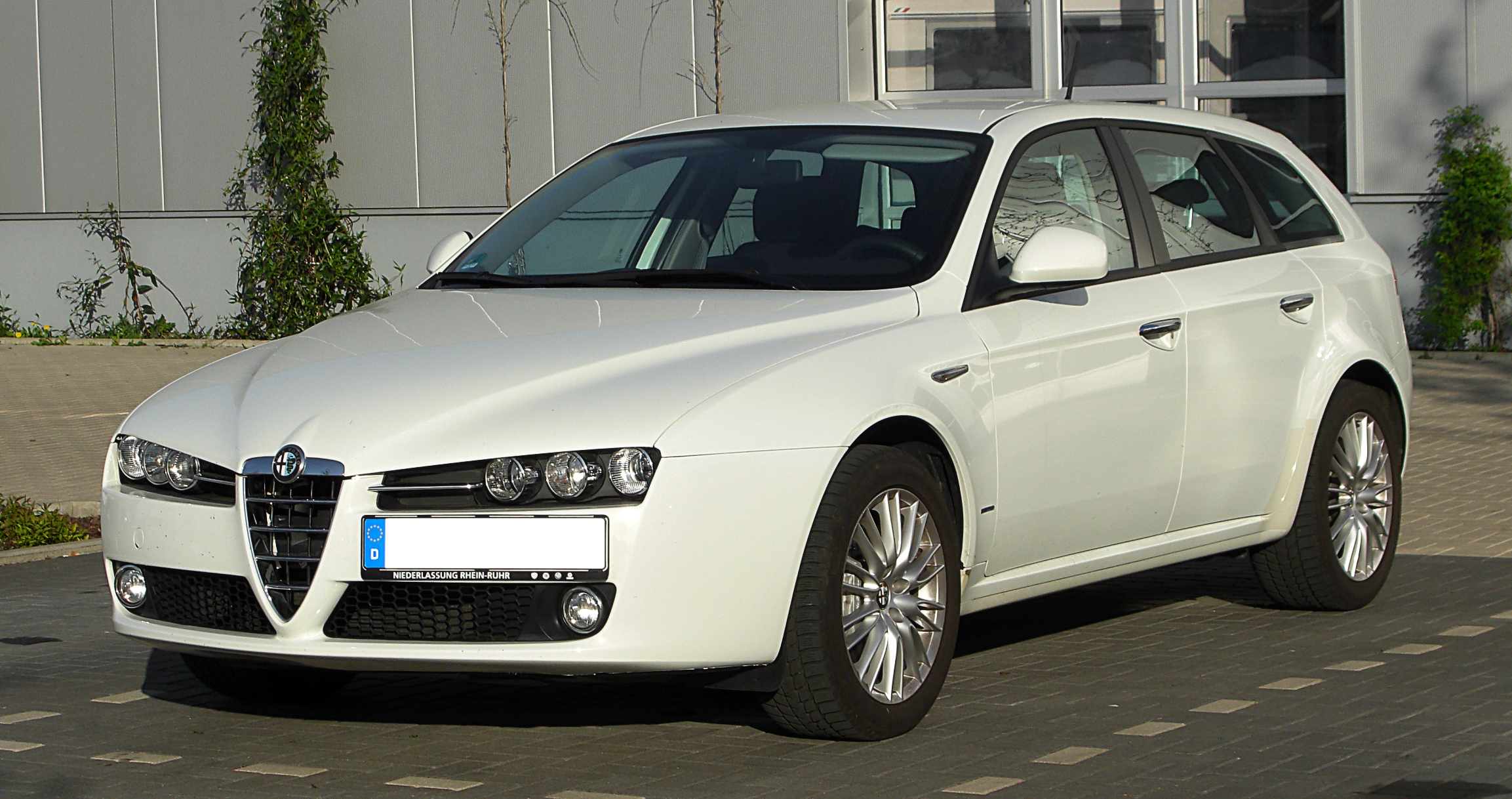 2014 alfa romeo 159 sportwagon pictures information and. Black Bedroom Furniture Sets. Home Design Ideas