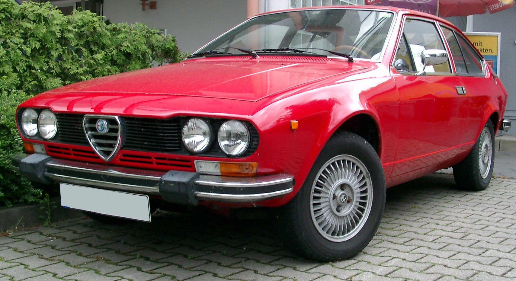 Cars alfa romeo gta coupe #4