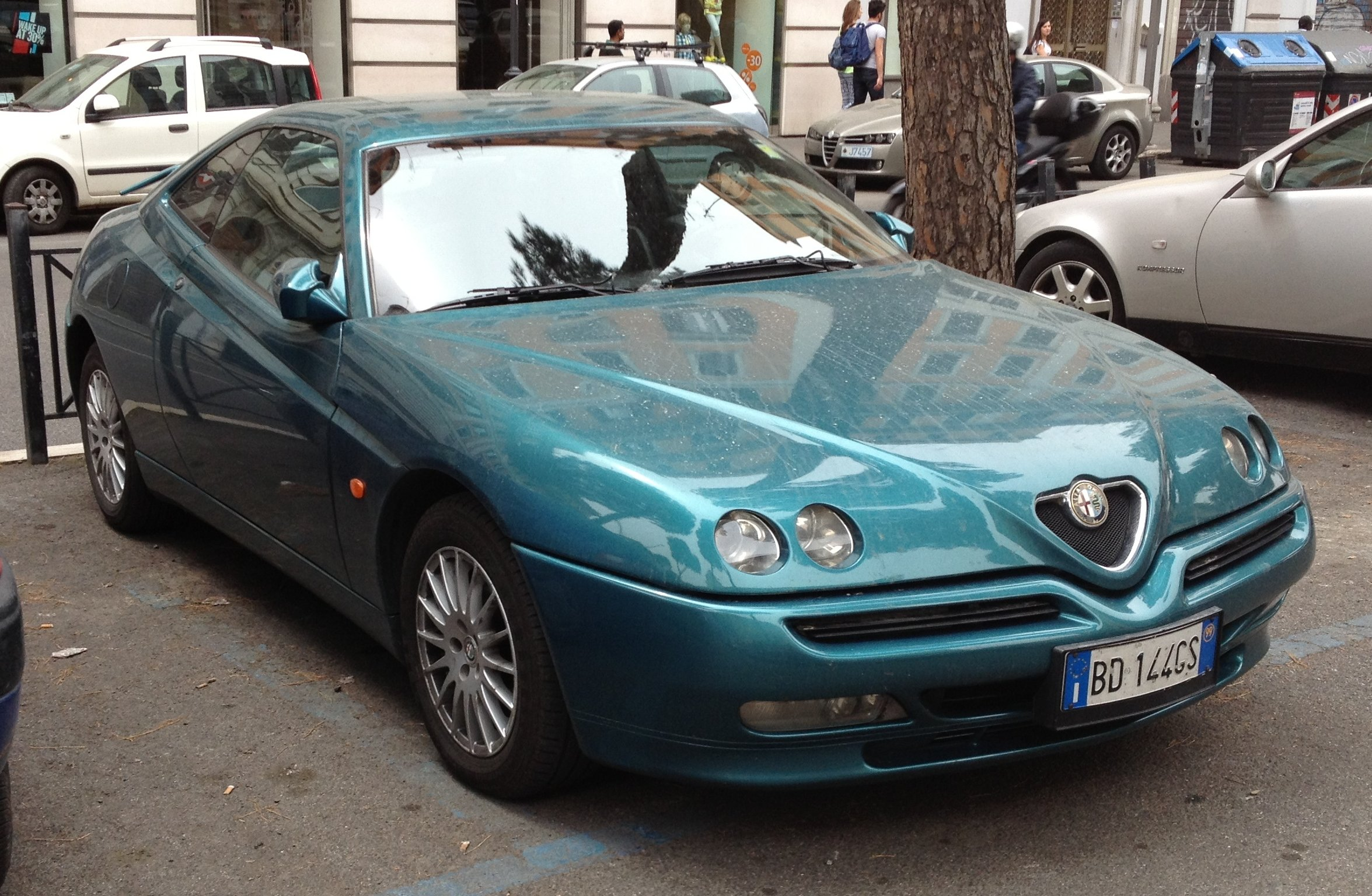 2004 Alfa Romeo Gtv 916 Pictures Information And Specs Auto Wiring Diagram Cars 11