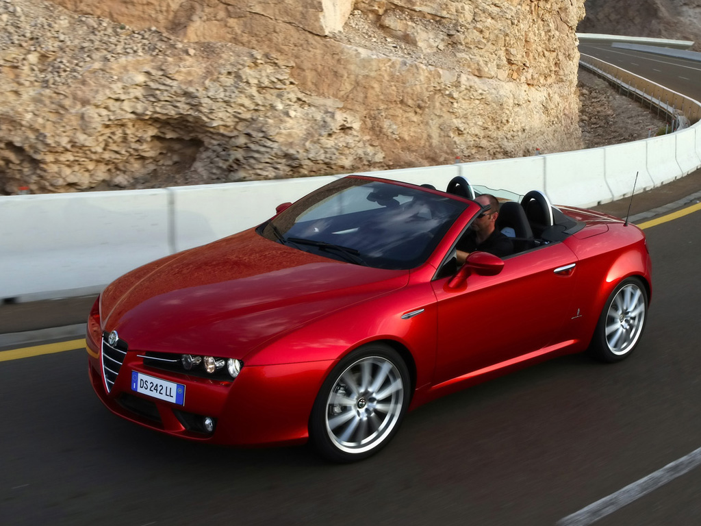 2009 alfa romeo spider pictures information and specs. Black Bedroom Furniture Sets. Home Design Ideas