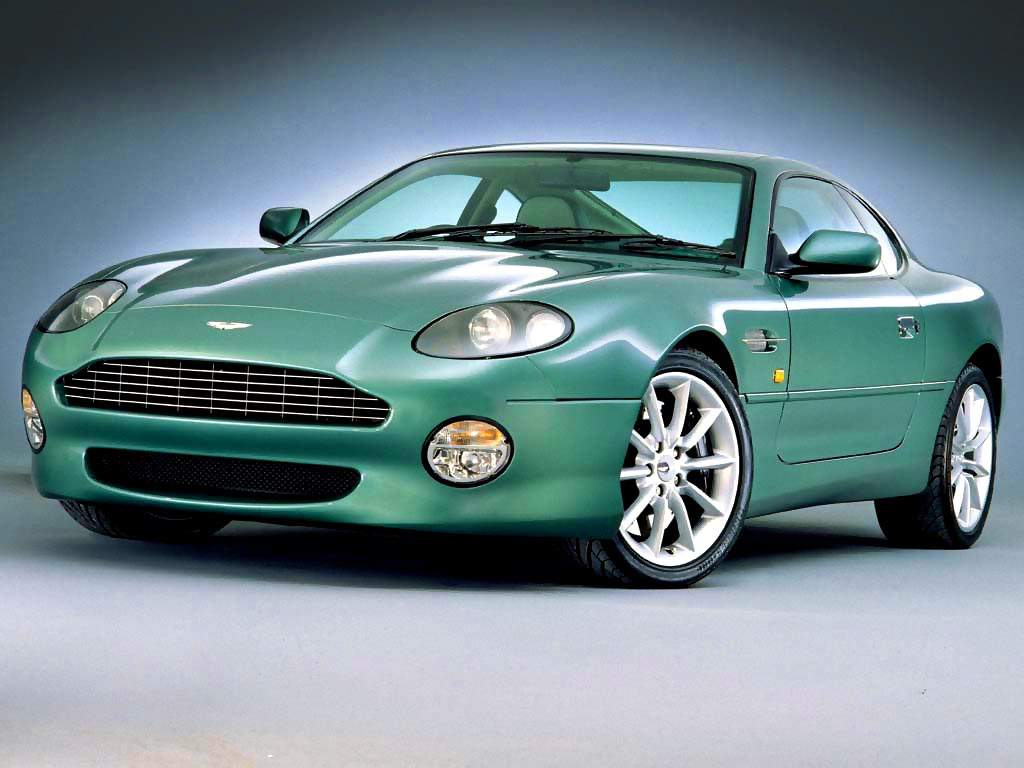 Cars aston martin db7 #12