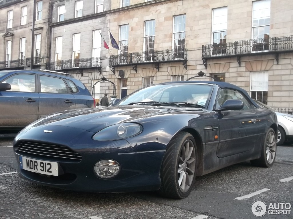 2009 aston martin db7 vantage � pictures information and