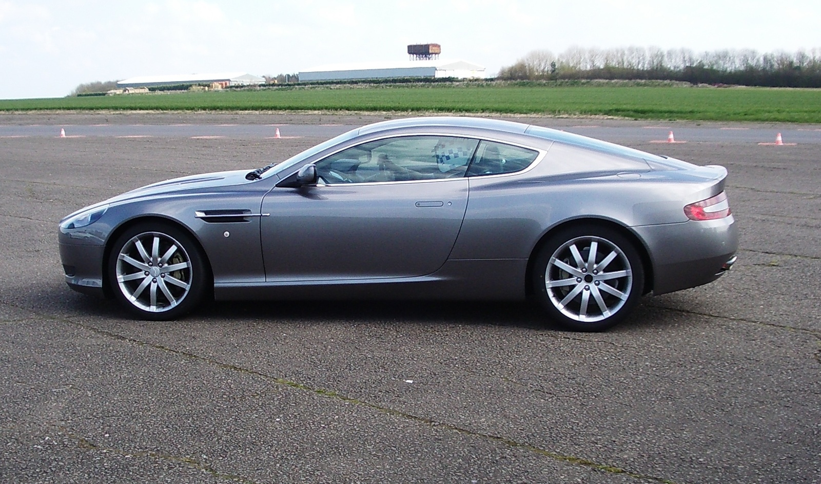 Cars aston martin db9 coupe 2005 #3