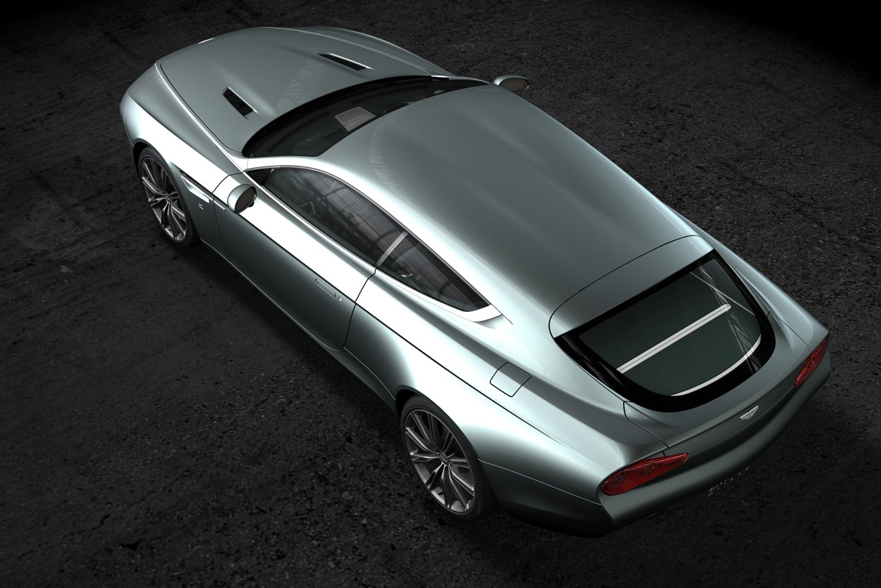 Cars aston martin lagonda i shooting brake 1995
