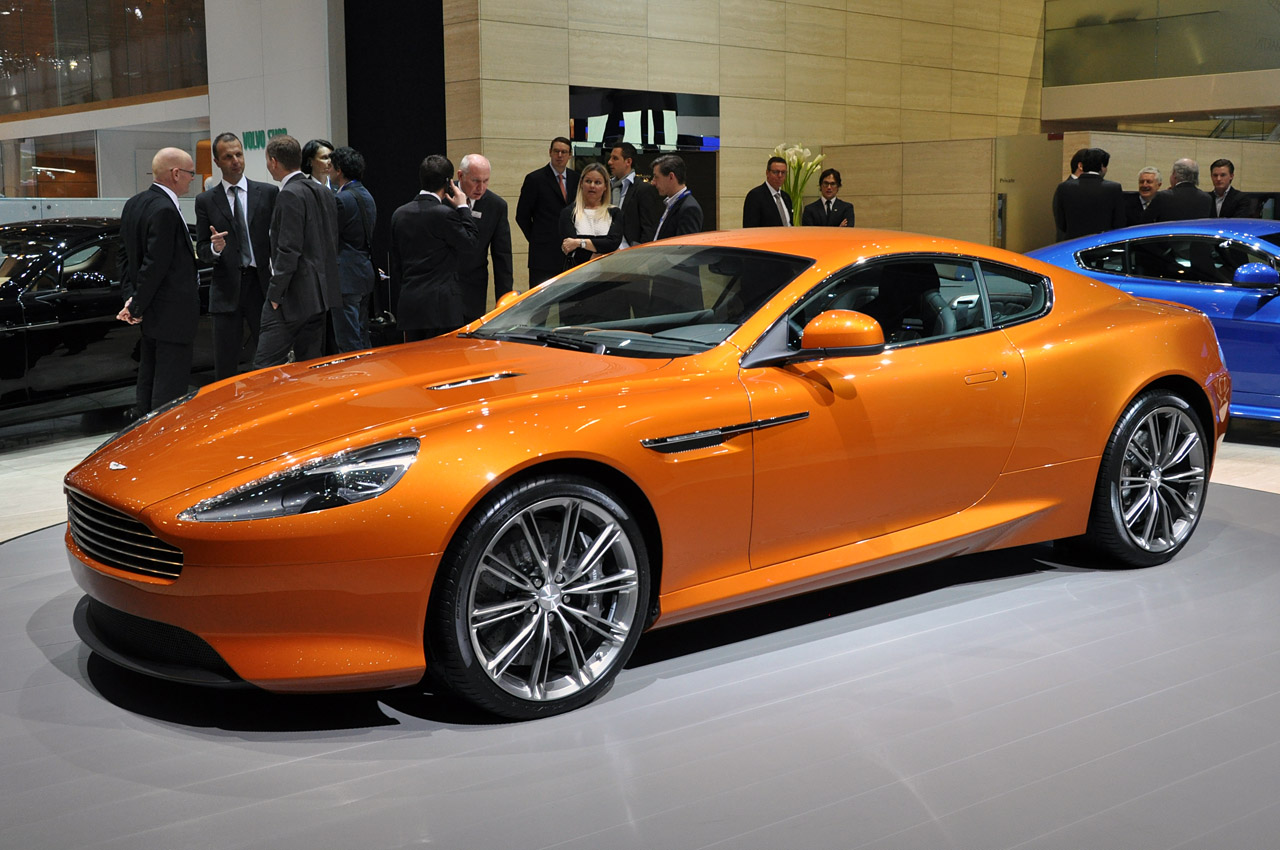 Cars aston martin virage